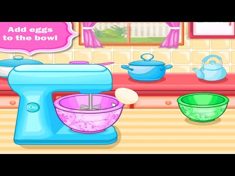 Easter Cupcakes ♥ Easter Cooking Game ♥ Cooking Games For Kids ♥