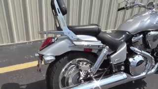 8. 2006 Honda VTX 1800C Spec 3