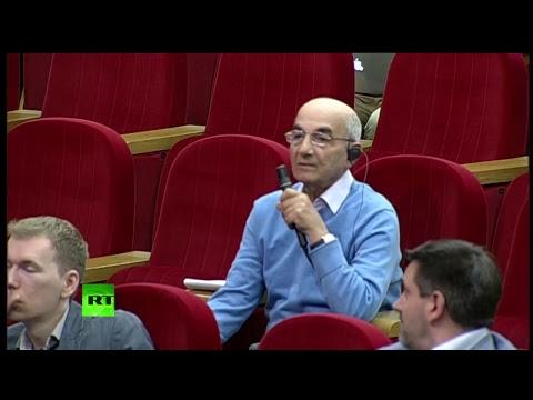 Мария Захарова проводит еженедельный брифинг по вопросам внешней политики (31 мая 2017) - DomaVideo.Ru