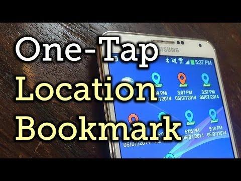 Video of Geo Bookmark (Dashclock)