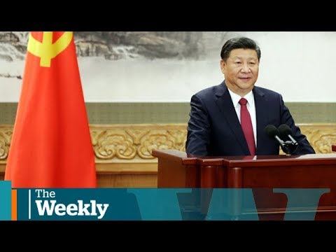 China's Xi Jinping: President for life