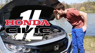 Honda Civic 1.0 Turbo: Așa-i cu downsizing-ul! - Cavaleria.ro