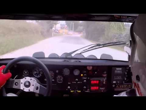 on board lancia stratos