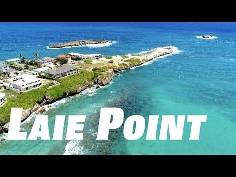 Laie Point Oahu Drone Tour - Things to do on Oahu