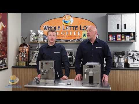 The Differences Between a Semi-Automatic Espresso Machine and a Super-Automatic Espresso Machine