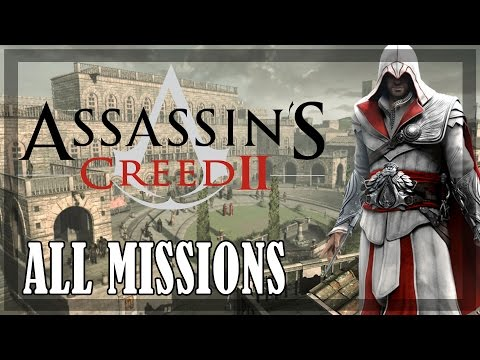 Assassin's Creed 2 - All missions | Full game