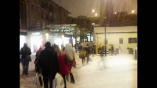 Reading United Kingdom  city pictures gallery : Heavy Snow in Reading, Berkshire, UK