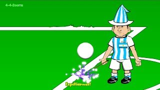 Watch Messi the Magician performing magic tricks against Iran! ⚽️Subscribe to 442oons: http://bit.ly/442oonsSUB⚽   More ...