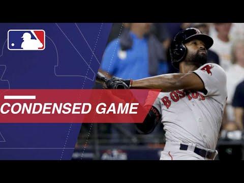 Video: Condensed Game: BOS@HOU Gm3 - 10/16/18