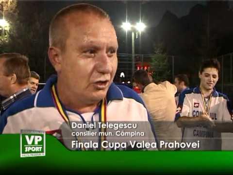 Finala Cupa Valea Prahovei