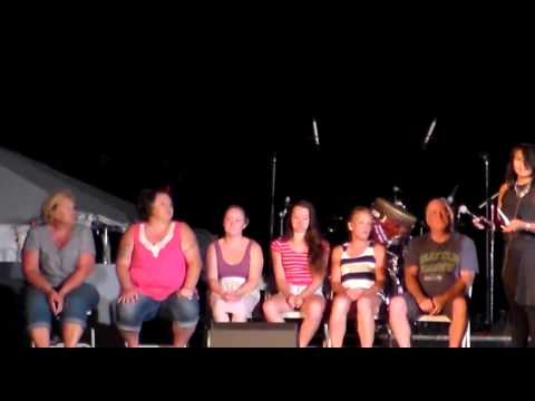 Hilarious Washington State Indian Casino and College Female Comedy Hypnotist