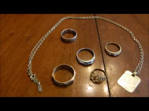 Selling My Gold Rings $$$