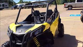 10. Check Out the New 2019 Can-Am® Maverick Sport DPS 1000R