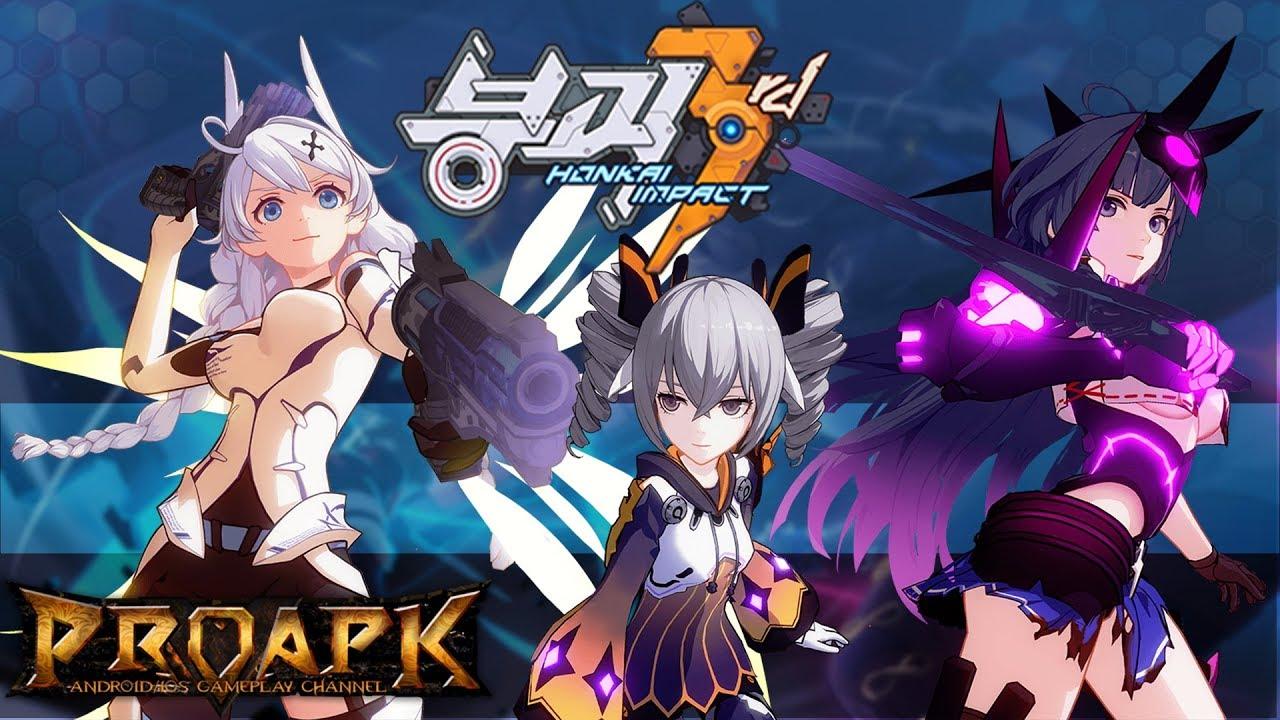 Honkai Impact 3rd  - 붕괴3rd