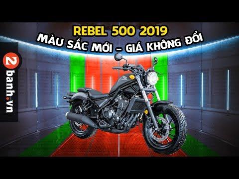Đánh giá Rebel 500 - Màu Sắc mới với giá không đổi | 2banh Review - Thời lượng: 13 phút.