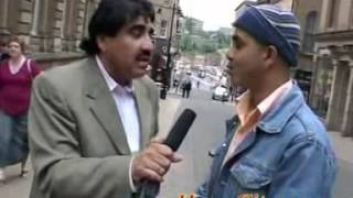 Bradford United Kingdom  City pictures : Ismail Shahid in Bradford (uk) Interviewing a pukhtoon