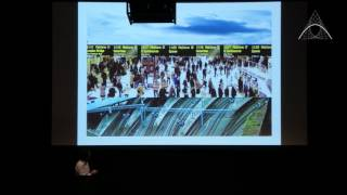 Speech Guillermo Fernandez Abascal - Project Birmingham New Street Station | Archmarathon 2016