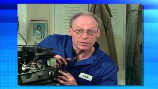MAINTAINING & SERVICING YOUR MERCURY OUTBOARD MOTOR H4596DVD