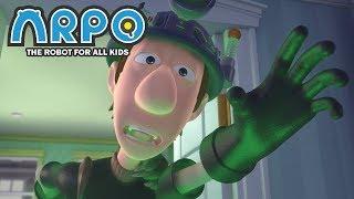 Video ARPO The Robot For All Kids - Peekabooboo | Full Episode | Cartoon for Kids MP3, 3GP, MP4, WEBM, AVI, FLV Desember 2018