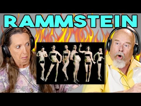 Senior Citizens React to Rammstein