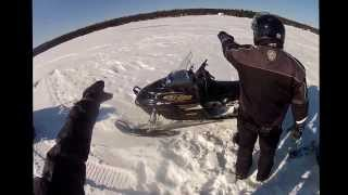 5. Ski-Doo Touring 380 vs gtx 550 North West Arm