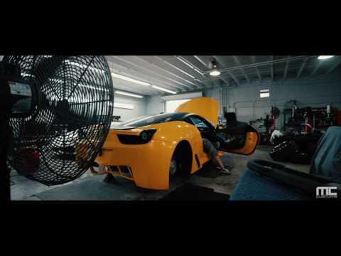 MC Customs | Ferrari 458