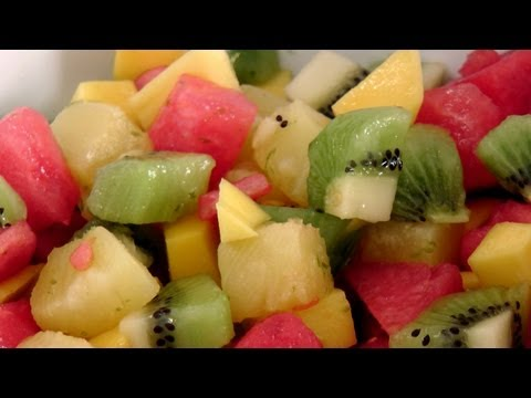 Tropical Fruit Salad - Recipe by Laura Vitale - Laura in the Kitchen Episode 175