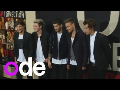 Fourth - Subscribe to ODE: http://bit.ly/1dXOPuV One Direction are celebrating their fourth anniversary together as a band. The lads were grouped together as a five-piece back in 2010 during their stint...