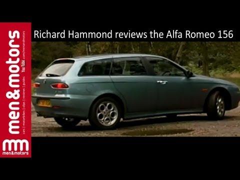 Richard Hammond Reviews The Alfa Romeo 156 (2000)