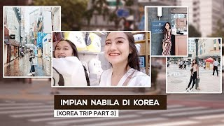 Video SALSHABILLA #VLOG - IMPIAN NABILA DI KOREA~ MP3, 3GP, MP4, WEBM, AVI, FLV Agustus 2018