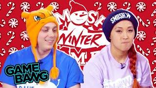 EPIC WRAP BATTLE (Smosh Winter Games)
