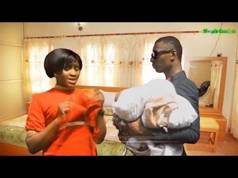 SSS Officer Washes Dambazau's Wife's Pant and Bra (Episode 102) - Hilarious