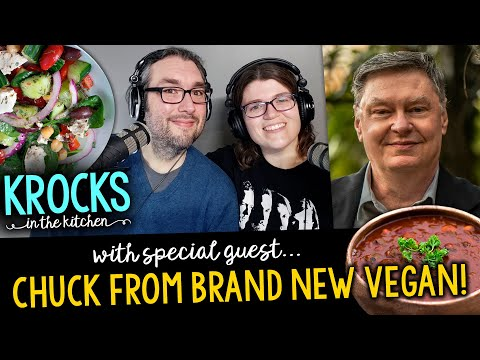 A Chat With Chuck From Brand New Vegan!