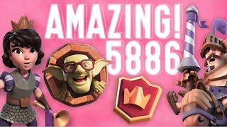 Video MEILLEUR DECK LOG BAIT! TOP 100 Ladder Gameplay ! MP3, 3GP, MP4, WEBM, AVI, FLV September 2018