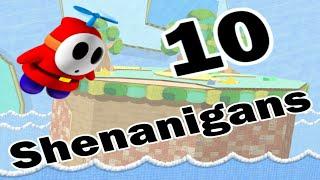 Top Ten Shy Guy Shenanigans