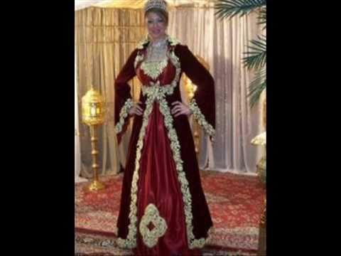 costumes traditionnels Algériens  الجزائر، اللباس التقليدي لكل منطقة