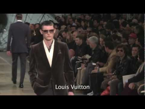 Quand le costume tombe à pic... Fashion Week Homme Automne Hiver 2012