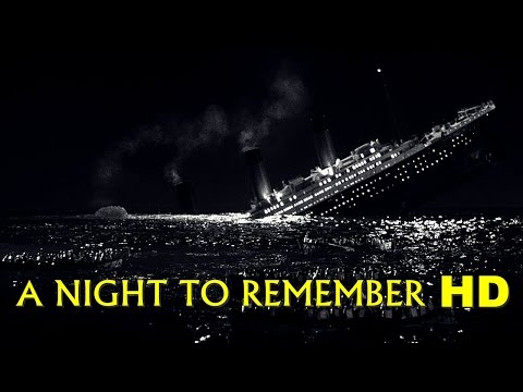 A Night To Remember 1958 Full Movie  (HD)
