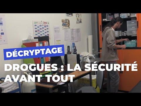 Première année positive pour la salle de consommation à moindre risque à Paris
