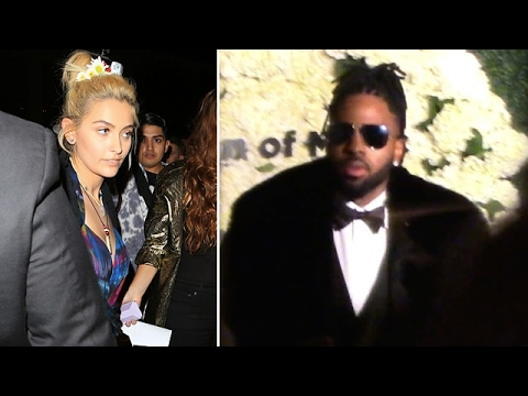 Paris Jackson And Jason Derulo Party At Catch Post-Grammys