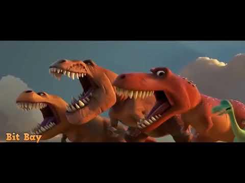 The Good Dinosaur Full Movie English ퟐퟎퟏퟔ Compilation   Animation Movies   New Disney Cartoon 2019