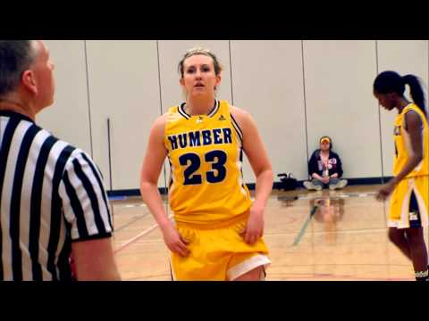 OCAA Women's Basketball Championship – Game 4 – Humber vs Sheridan 27_2_14