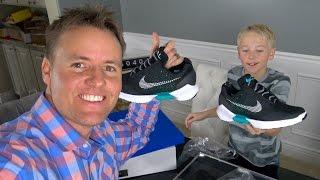 BE CAREFUL buying Nike HyperAdapt on EBAY!!