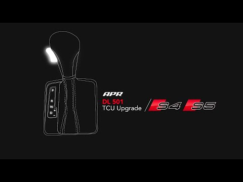 , title : 'APR Dl501 S4 & S5 S Tronic TCU Upgrade!'