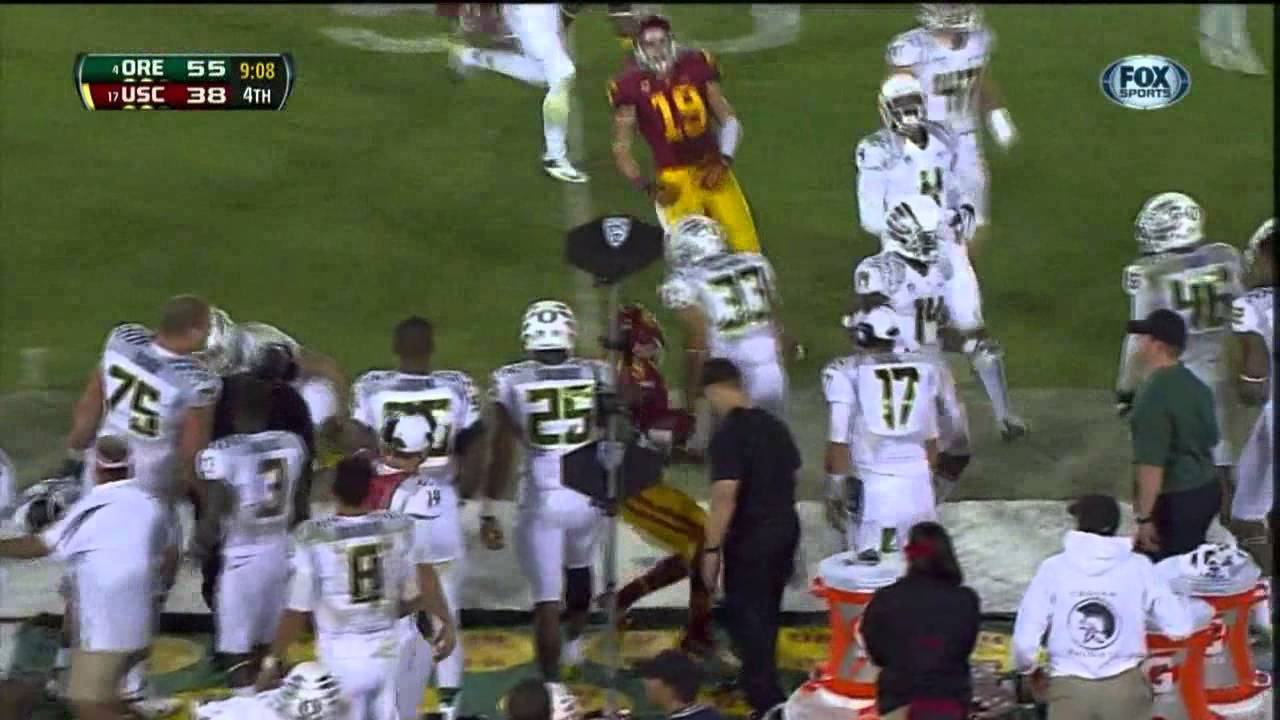 Marqise Lee vs Utah, Oregon, Arizona State (2012)