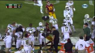 Marqise Lee vs Utah, Oregon, Arizona State (2012)