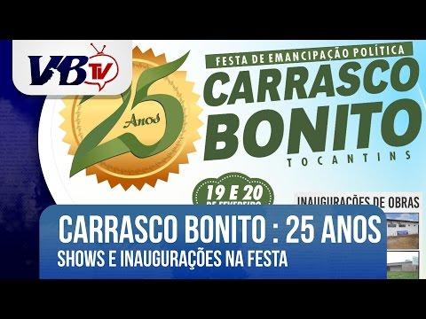 VBTv | Aniversário de Carrasco será comemorado com inaugurações e shows