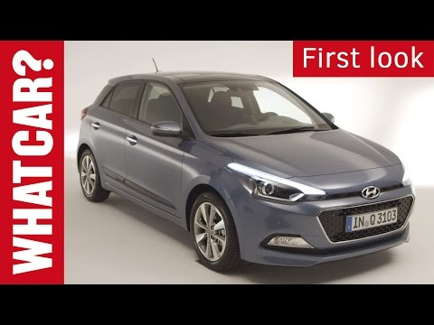 2015 Hyundai i20 – Exclusive What Car? preview