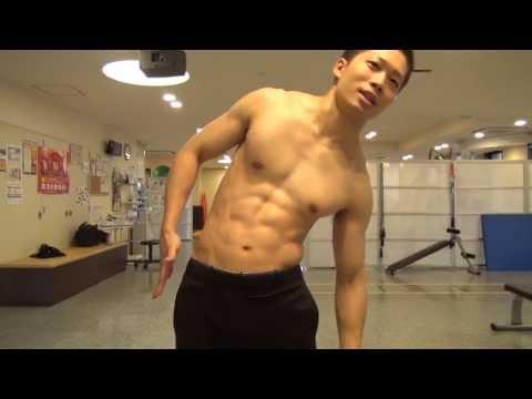 立ったままで行える体幹トレーニング!(ドローイン)