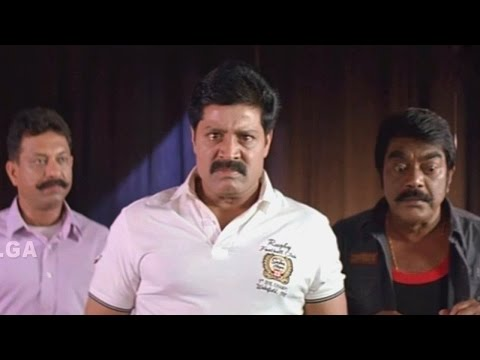 Police Game Scenes - Radha Krishna Emotional Speech About His Sister - Srihari
